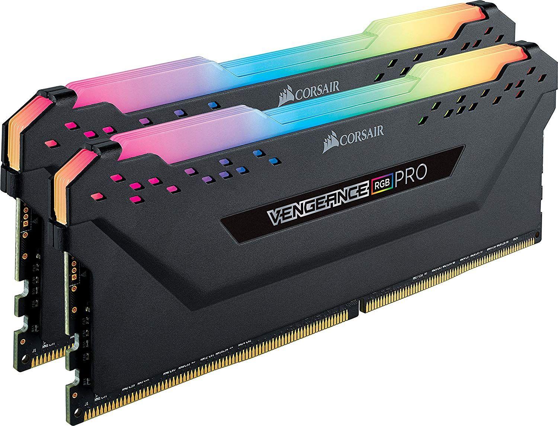 Kit Mémoire DDR4 Corsair Vengeance RGB Pro 16Go (2 x 8Go) - 3000 Mhz, C15