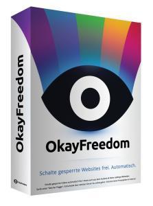 Licence OkayFreedom Premium VPN Gratuite pendant 1 An - Illimité