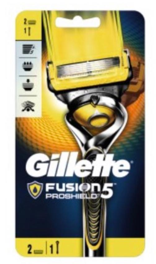 Rasoir Gillette Fusion 5 ProShield (Plusieurs variétés)