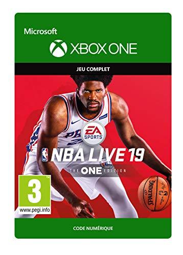 NBA Live 19 sur Xbox One (Dématérialisé)