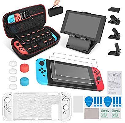 Accessoires pour Nintendo Switch Keten 13 en 1 (vendeur tiers)
