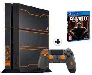 Console Sony Playstation 4 - Edition limitée Call Of Duty Black Ops 3
