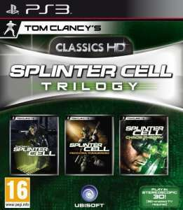 Splinter Cell Trilogy: HD Collection PS3