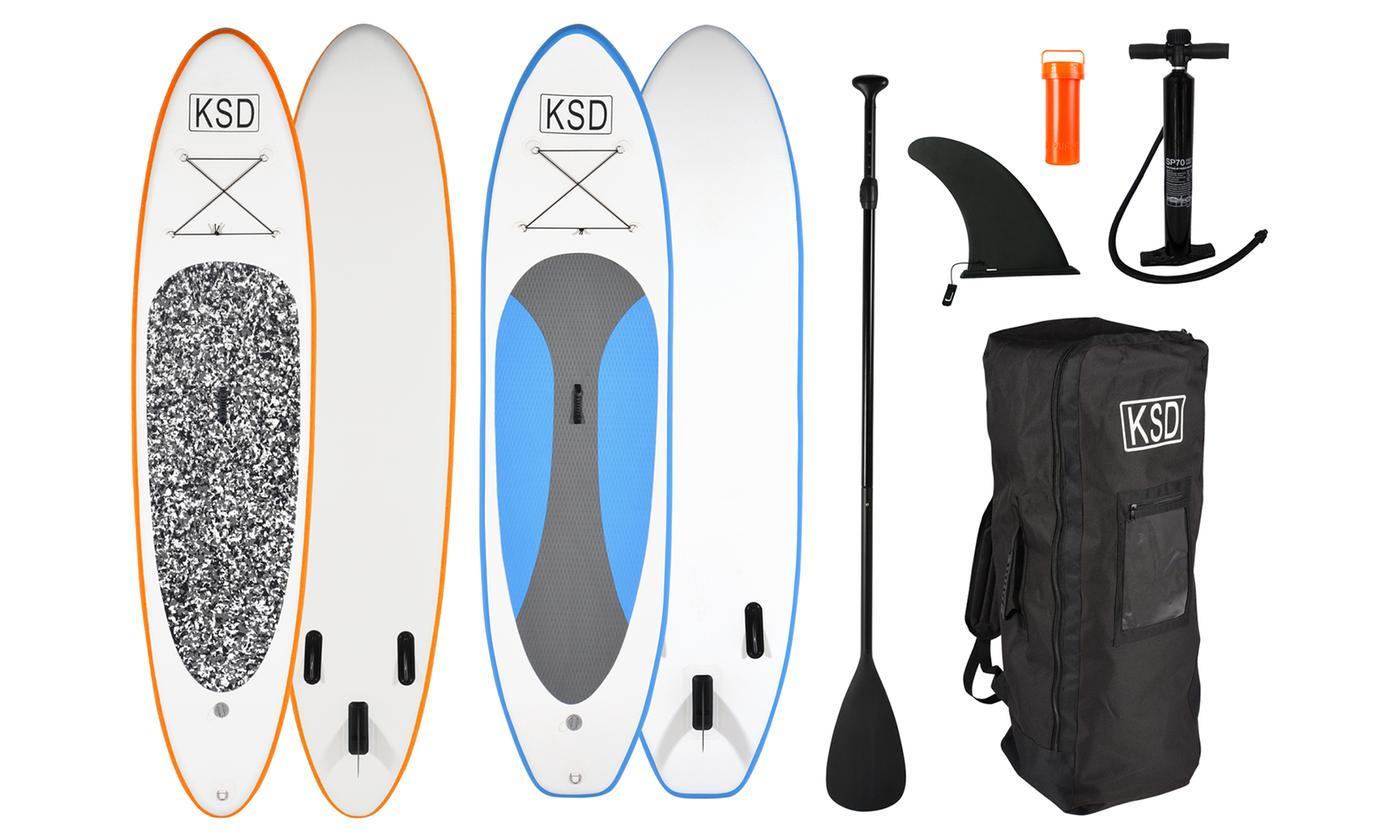 Pack Stand up paddle gonflable avec accessoires à partir de 189.88€