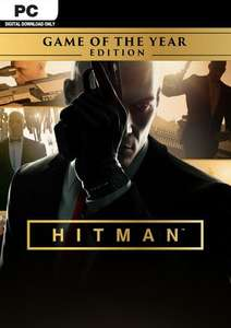 Hitman  Game of The Year Edition sur PC (Dématérialisé - Steam)