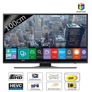 """TV  40"""" Samsung UE40JU6400 - LED - UHD (+2 bons d'achat de 50€)"""