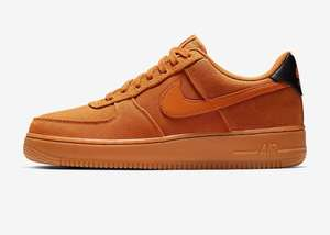 Baskets Homme Nike Air Force 1 '07 LV8 Style - Marron (Tailles au choix)