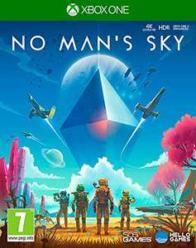 No Man's Sky sur Xbox One