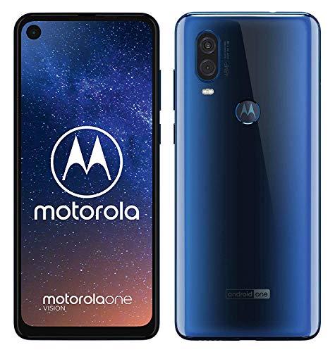 """Smartphone 6.34"""" Motorola One Vision - 4Go de RAM, 128 Go ROM"""