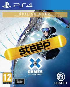 Steep X Games - Édition Gold sur PS4