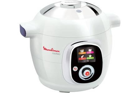 Multicuiseur Intelligent Moulinex Cookeo CE705100 avec 50 recettes (Via 44,70 € en Ticket E.Leclerc) - Niort (79)