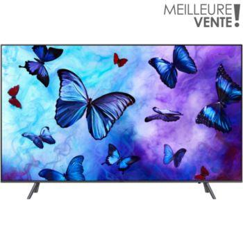 """TV QLED 49"""" Samsung QE49Q6F 2018 - UHD 4K, HDR, Smart TV"""