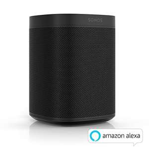 Enceinte Sans-fil Multiroom Sonos One compatible Amazon Alexa - WiFi (Via Coupon)
