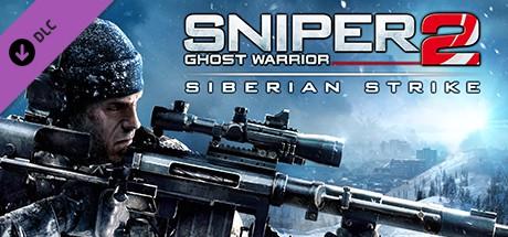 DLC Sniper Ghost Warrior 2: Siberian Strike sur PC (Dématérialisé)