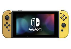Pack Console Nintendo Switch Pokémon Lets Go, Eevee! Edition Pikachu & Evoli + PokeBall Plus
