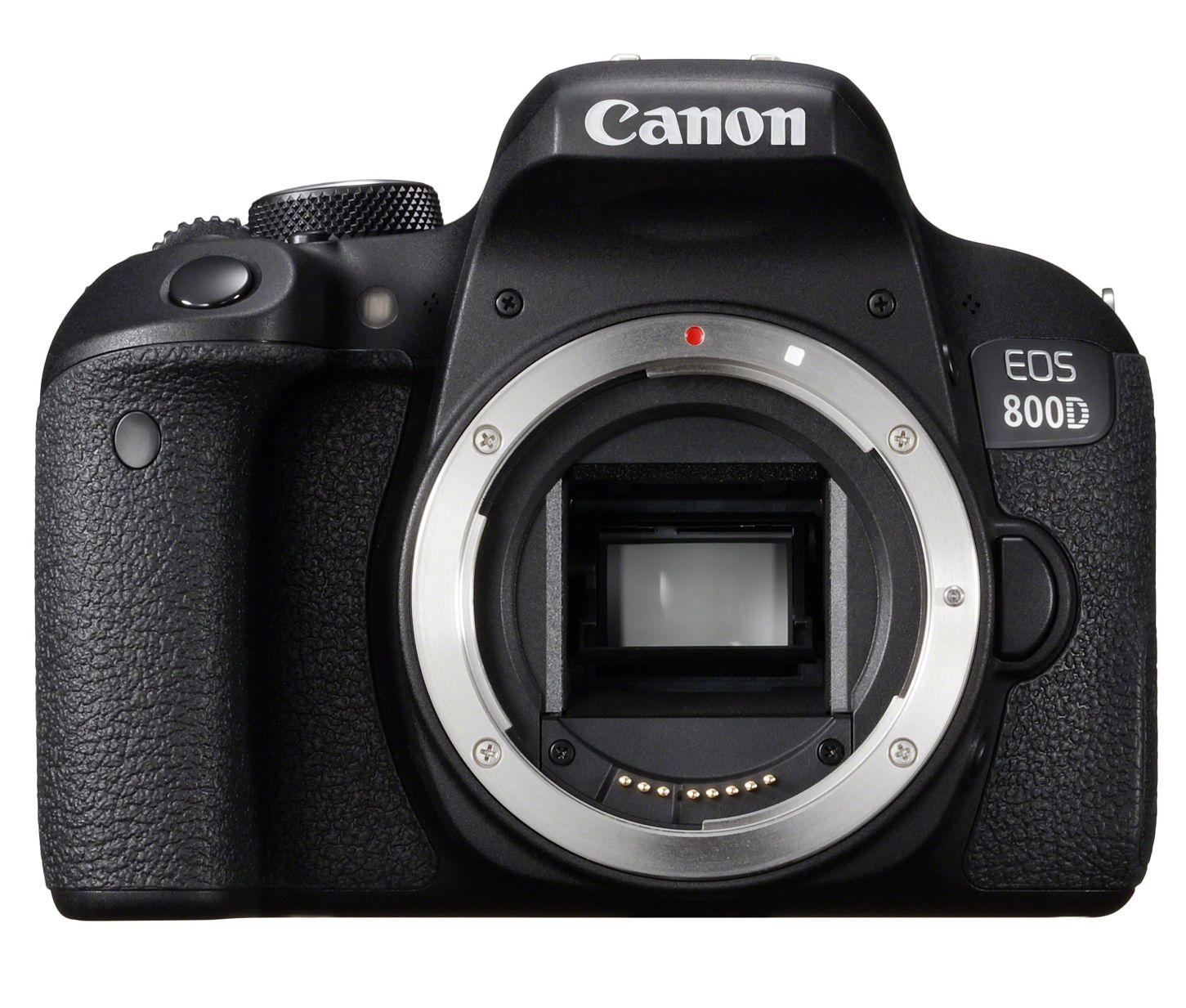 Appareil Photo Numérique Reflex Canon EOS 800D + Objectif 18-55 mm + 48,89€ en Super Points