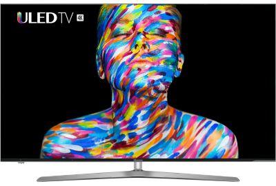 """TV ULED 55"""" Hisense H55U7A - UHD 4K, HDR, Smart TV (Via ODR 100€)"""
