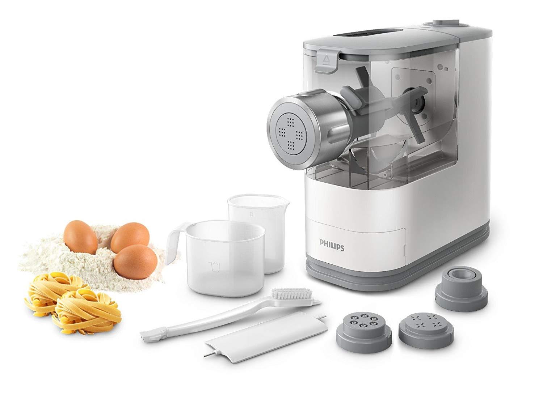 Machine à pâtes fraîches Philips Viva Collection HR2345/19 - blanc ou noir