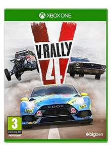 V Rally 4 sur PS4 et Xbox One