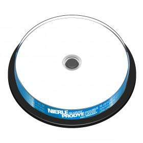 Lot de 10 Blu-ray vierges BD-R DL - 50 Go x6 full printable