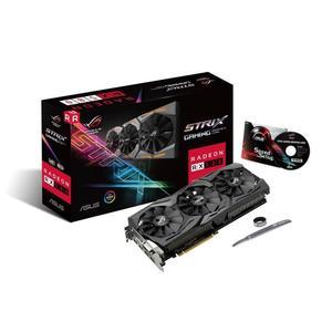 Carte graphique Asus AMD Radeon RX 580 - ROG-STRIX-RX580-8G-GAMING - 8Go GDDR5