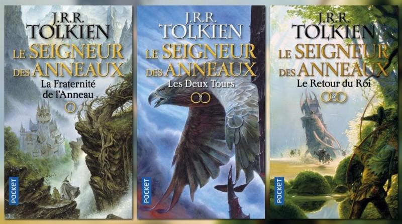"""2 livres achetés, le 3e de la même collection offert - Ex : la Trilogie du Seigneur des Anneaux """"Collection Pocket"""""""