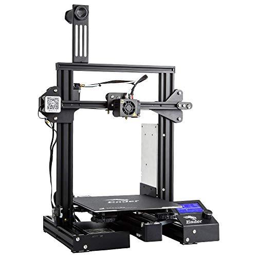 Imprimante 3D  Creality 3D Ender-3 Pro +  plaque mise à niveau (vendeur tiers)