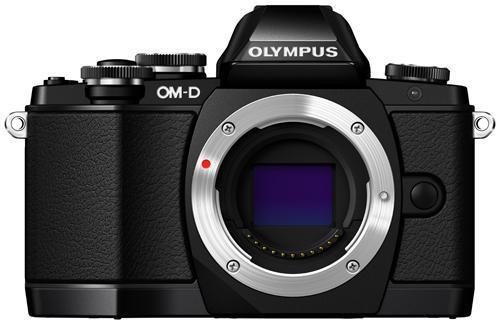 Sélection d'appareils photo en promo - Ex : Hybride Olympus E-M10