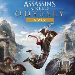 Assassin's Creed Odyssey: Gold Edition sur PC (Dématérialisé - Uplay)