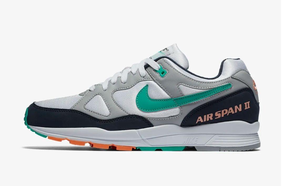 Baskets Nike Air Span II pour Hommes - Tailles au choix