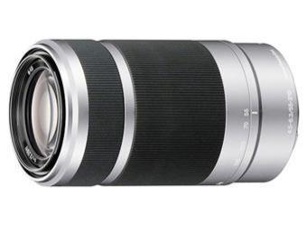Objectif pour Hybride Sony 55-210mm monture E