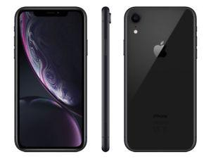 """Smartphone 6.1"""" Apple iPhone Xr - full HD, A12, 3 Go de RAM, 64 Go, noir"""