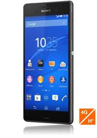 "Smartphone 5.2"" Sony Xperia Z3 Noir"