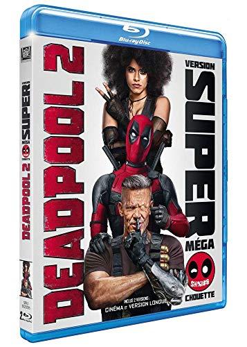 Blu-Ray Deadpool 2 - Version Longue et Cinéma (vendeur tiers)