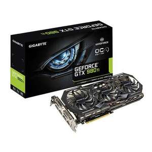 Carte graphique Gigabyte GeForce GTX 980Ti WindForce 3 - 6 Go + 1 jeu offert