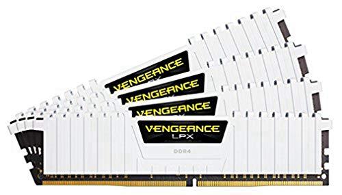 Mémoire RAM DDR4 Corsair Vengeance 32 Go (4 x 8 Go) - 2666Mhz, CL16