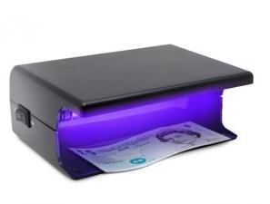 Détecteur de faux billets à UV