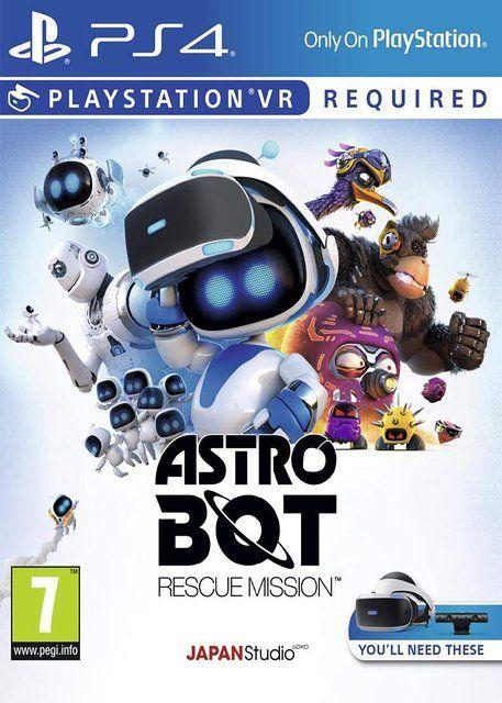 Astro Bot Rescue Mission sur PSVR (PS4)