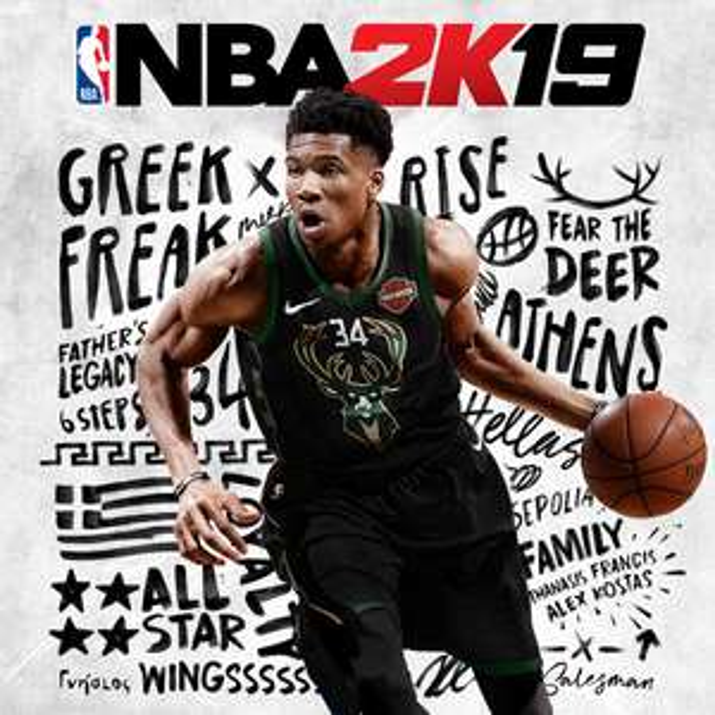 NBA 2K19 sur Switch (dématérialisé, store US)