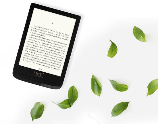 15€ offerts en bon d'achat pour la reprise d'une ancienne liseuse Kindle, Kobo, Pocketbook ou TEA