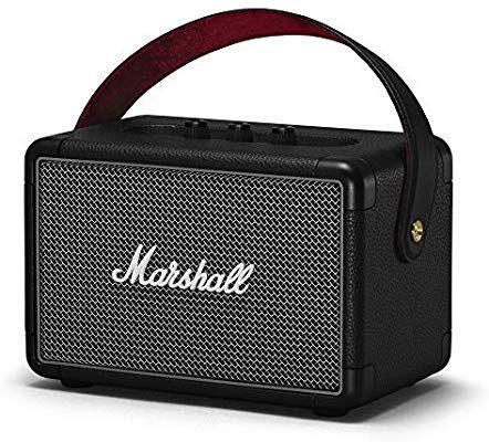 Enceinte Bluetooth Marshall Kilburn II - noir