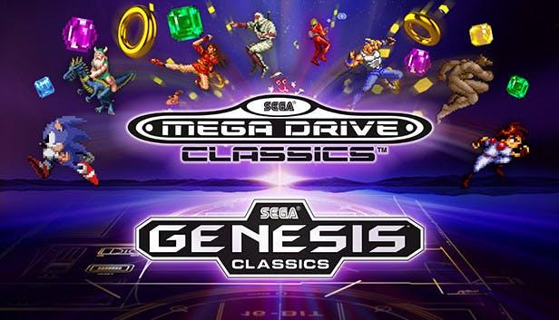Bundle de jeux vidéo Sega Mega Drive & Genesis Classics sur PC (dématérialisés, Steam)