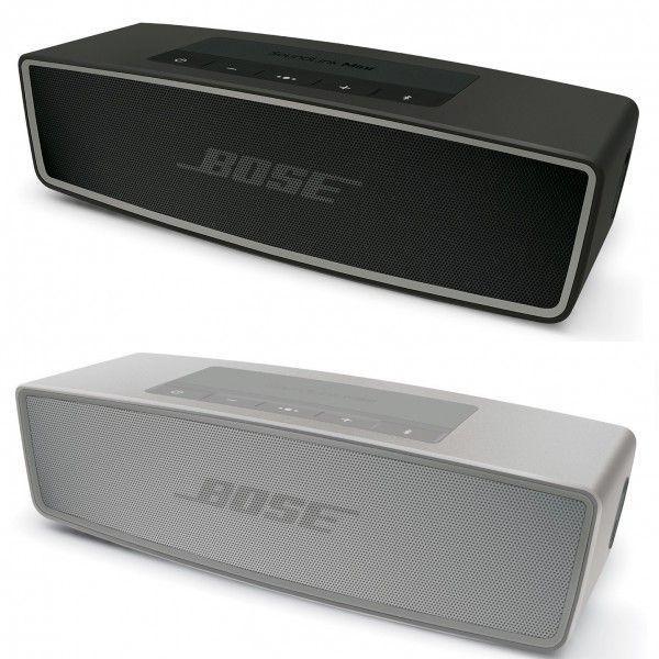 Enceinte bluetooth Bose SoundLink Mini II - Noir ou Argent