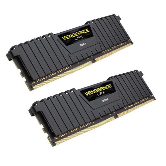 Kit Mémoire DDR4 Corsair Vengeance LPX 16 Go (2 x 8 Go) - 2400 Mhz C16