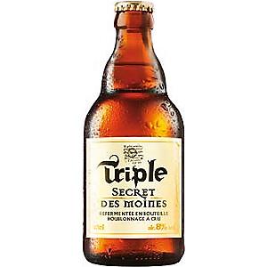Bière Triple Secret des Moines - 33cl