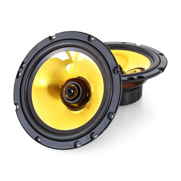 Paire de Haut-parleurs Auto Goldblaster 6.5 - 16,5cm, 600W (Vendeur Tiers)