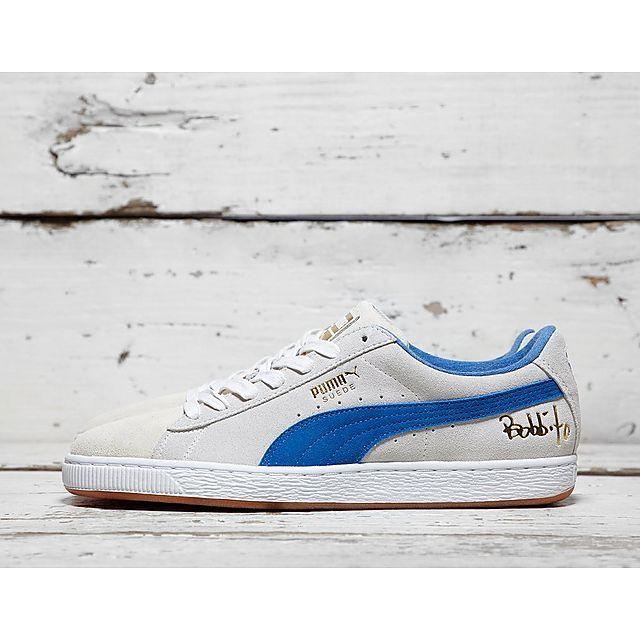 Chaussures Puma x Bobbito Garcia Suede '50' (footpatrol.fr)