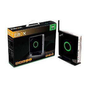 Mini Barebone PC Zotac ZBOX-AD04-B (Amd E450 1.65 GHz, 1333 MHz, DDR3)