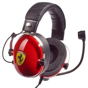 Casque Gaming Thrustmaster T. Racing Ferrari Scuderia