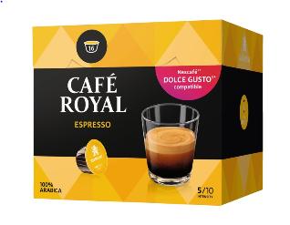 Lot de 3 Boîtes de Capsules Café Royal (Variétés au choix) - 3 x 16 (Via Carte de Fidélité + Shopmium)